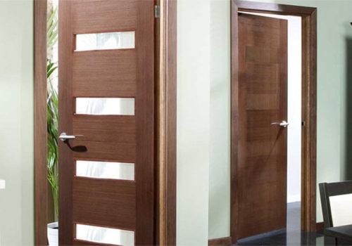 Как ухаживать за дверями?